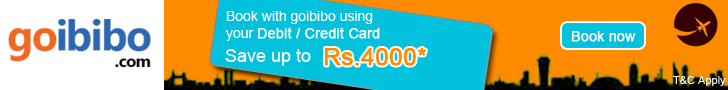 Goibibo Discount Coupon Code