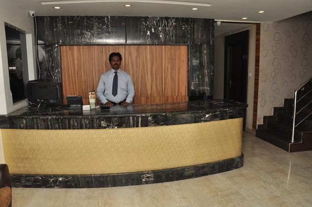 City Home Hotel Walltax Road Chennai