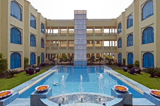 Club Mahindra Udaipur Udaipur Book 4999 Night Goibibo