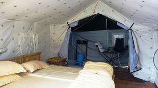 Camp Inside View