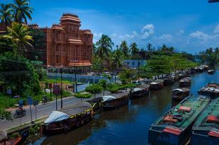 493 Hotels in Alleppey | Book Alleppey Hotels @ ₹299 - Goibibo