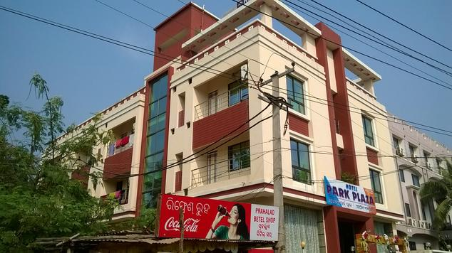 Front Elevation Of Small Plaza : Hotel park plaza puri reviews photos offers