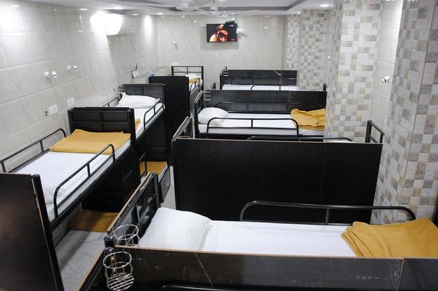 Hotel Priyadarshani AC Dormitory (Male Only)