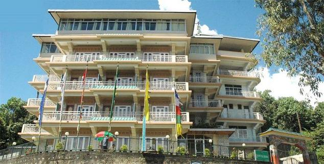 Hotel Rumtek Dzong ( 20 km from M G ROAD )