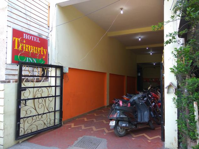 Book Hotel Trimurty Inn Raipur At Redbus In