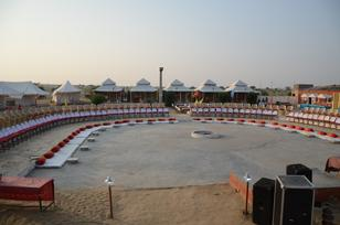 KK Resort & Camp (Pure Vegetarian) - Sam Sand Dunes, Jaisalmer