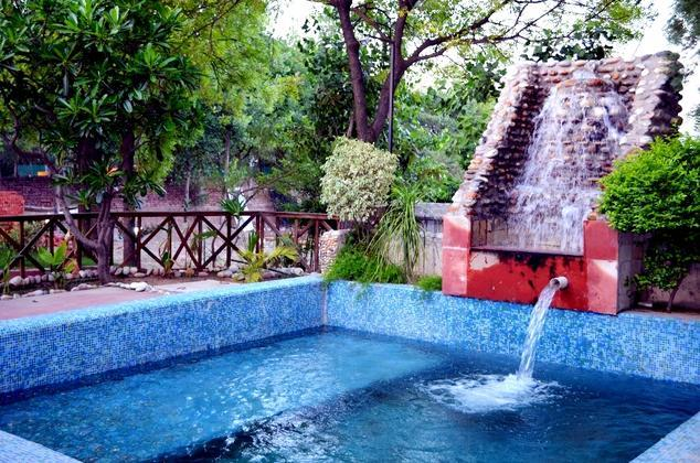 Swimming pool - Chandigarh hotel with swimming pool ...