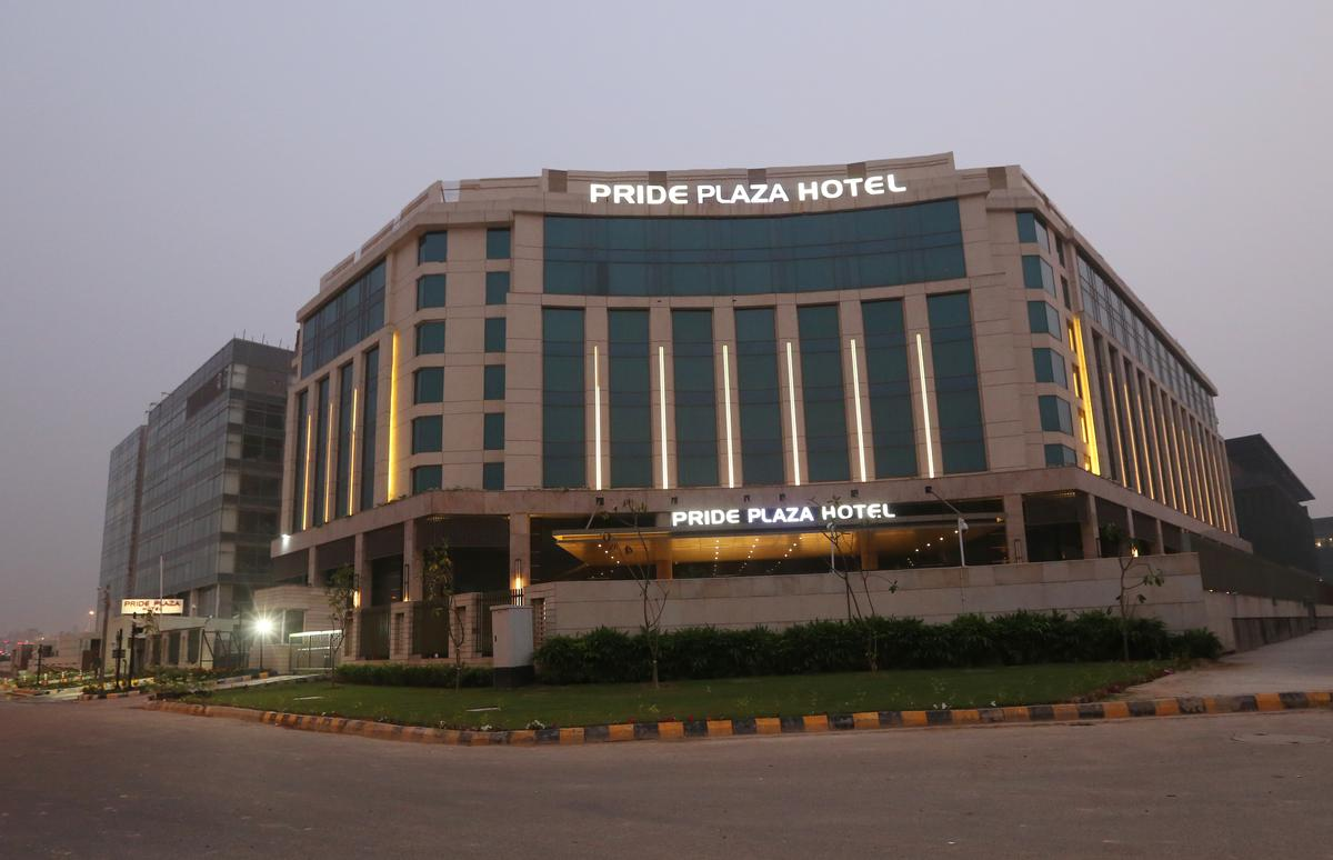 Airport Hotel Delhi International Airport