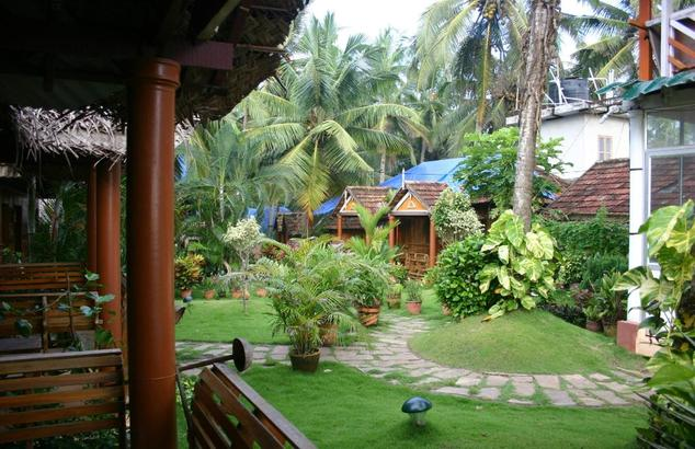 Puthooram Ayurvedic  Beach Resort