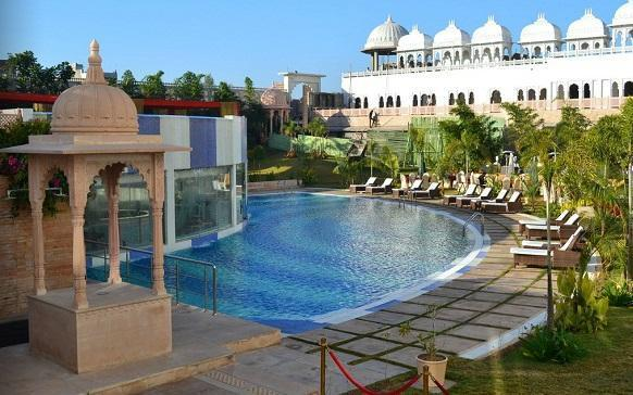 Radisson Blu Udaipur Palace Resort Spa Udaipur Reviews Photos Offers